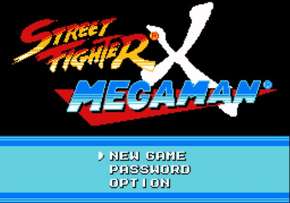 Street Fighter X Mega Man v2