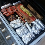 Everything on Grill