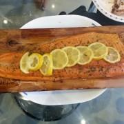 Finished Salmon