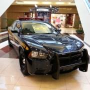 US COP car