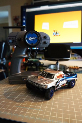 LOSI 1/24 Micro Brushless Short Course Truck