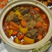 ox tail pot