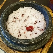 rice rock pot