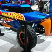 life size hot wheels!!