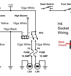 from this i setup the following two dill blox modules 4 position ato atc fuse module p n 59112 and 2 position iso mini relay module p n 59188  [ 1234 x 667 Pixel ]