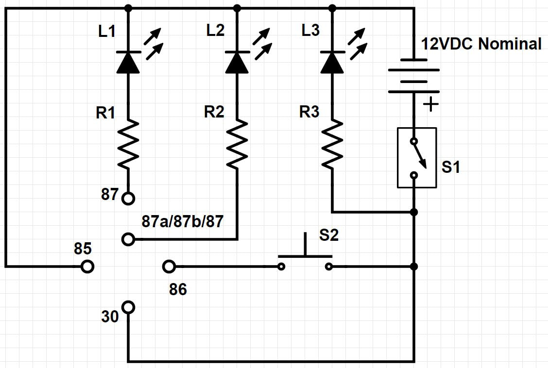 hight resolution of this is pretty simple but i will outline what is going on my battery will be three 18650 lithium ion cells wired in series this will produce up to 12 6
