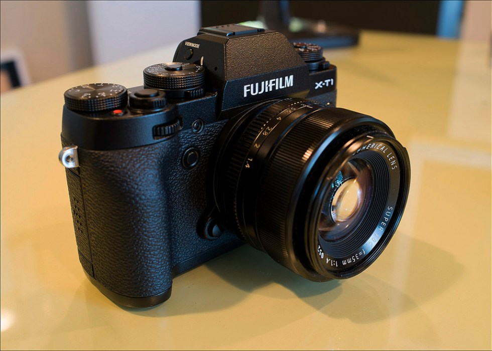 Fuji X-T1