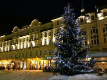 Christmas And Year Eve 2012 Grandhotel Pupp