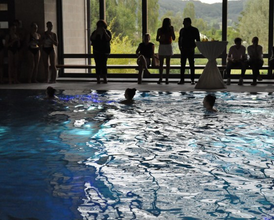 Swimming Luxembourg Performance Video