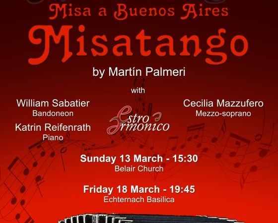Voices International Misa Tango Ad