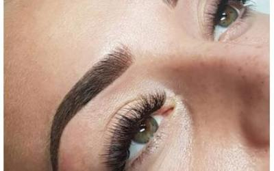Microblading: Ombre Eyebrows
