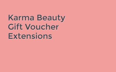 Gift Voucher Extensions