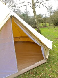 6M ZIG Bell Tent | Karma Canvas