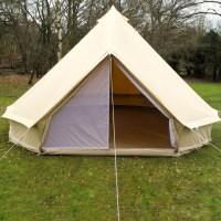 5M ZIG Bell Tent | Karma Canvas