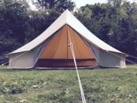 7M ZIG Bell Tent | Karma Canvas