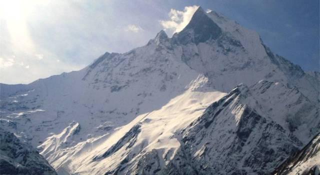 Mount Annapurna Base Camp Trek