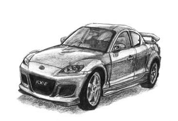 Karmaela Mazda Rx8