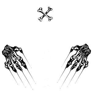 Karmaela Design: Claws logographics