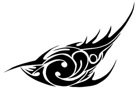 Karmaela Design: Tribal Logographics and tattoo design