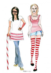 One Day At A Time - Ashleigh's Where's Wally 25th