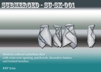 Submerged - Skirt 1