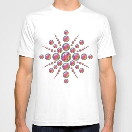Sphragments T-Shirt by Karmaela