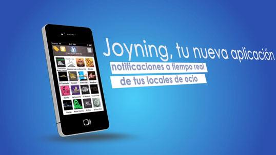 Joyning app – Video Corporativo
