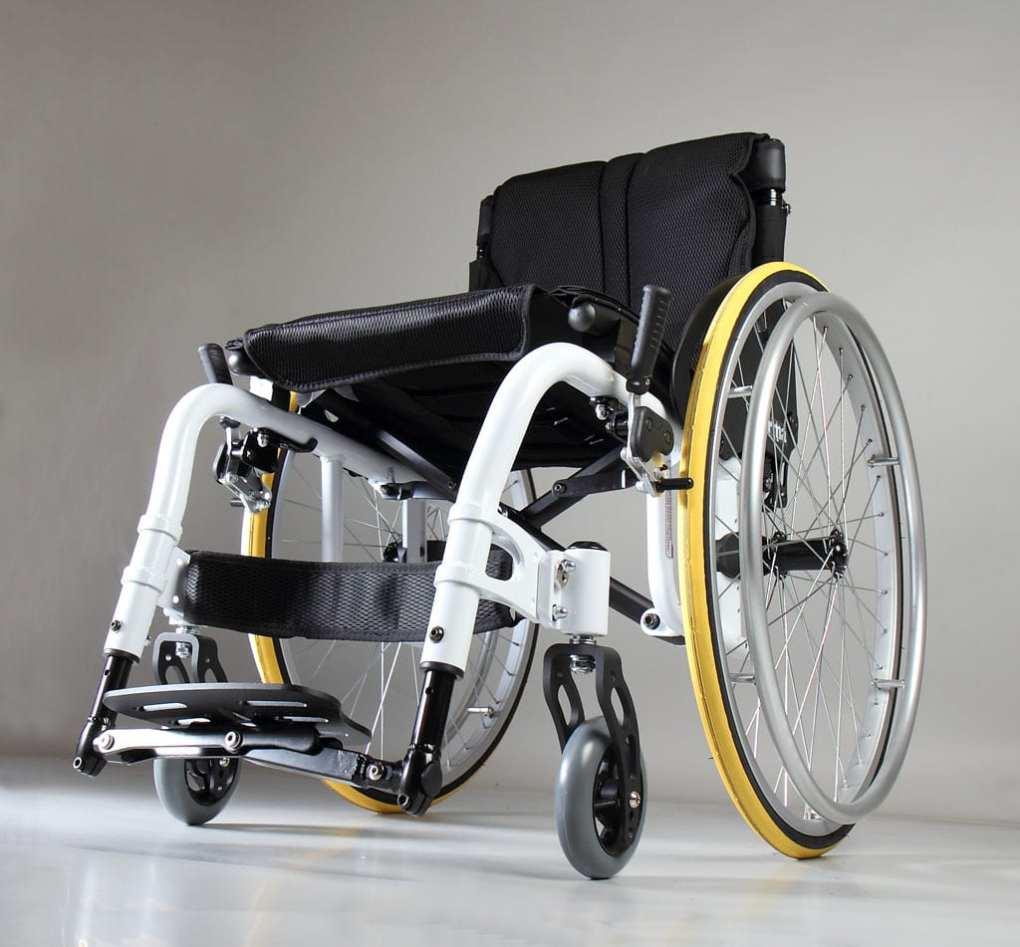ATX active wheelchair main view