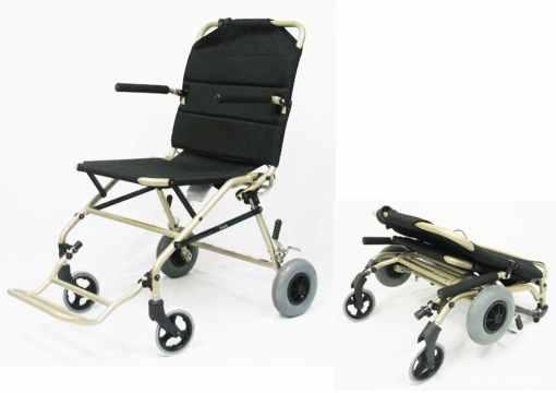 KMTV1018CXL travel wheelchair