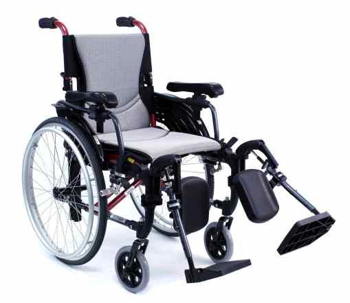 S-ERGO 305 ultra lightweight wheelchair with height adjustable axles