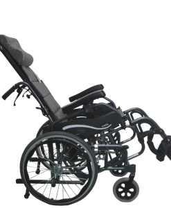 VIP515 Tilt-in-space wheelchair less tilted