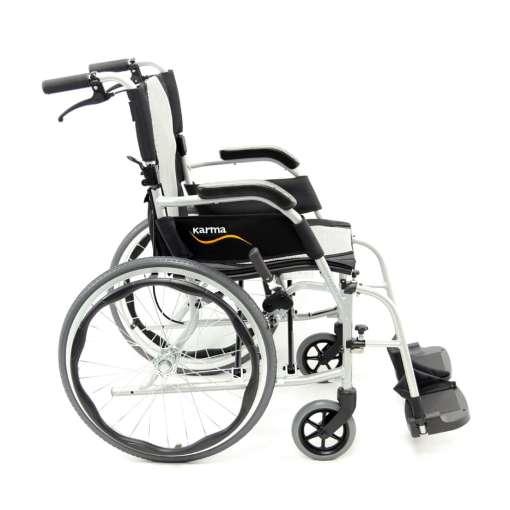 ergo flight wheelchair side view