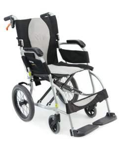 ergo lite wheelchair side view