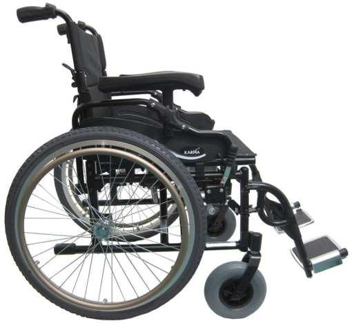 km8520-20 side wheelchair