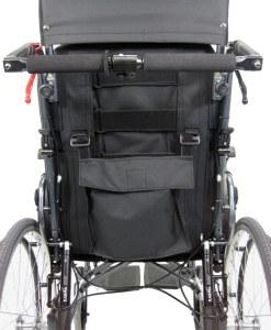 mvp502bakxl - MVP-502 reclining wheelchair
