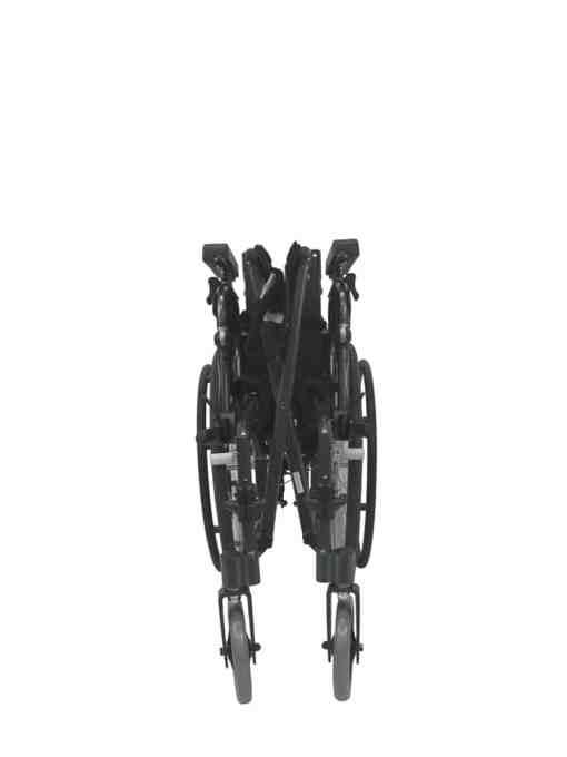 mvp502fld4xl - MVP-502 reclining wheelchair