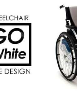ergo white wheelchair