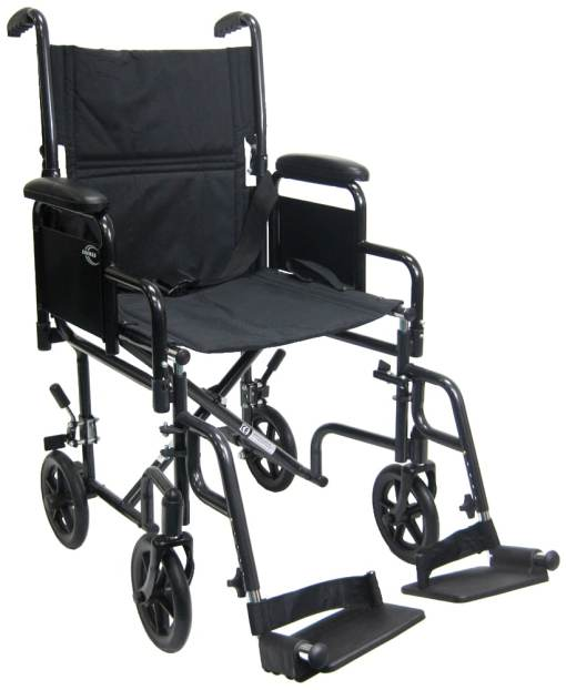 t 2700mainxl transport wheelchair with detachable arms