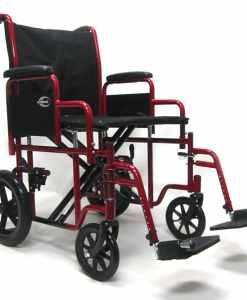 transport wheelchair / barriatric wheelchair