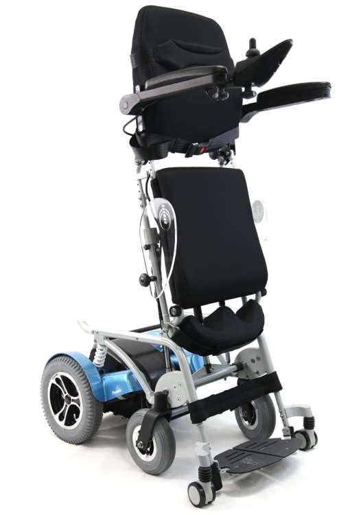 xo-202-standing-view -XO-202 power standing wheelchair