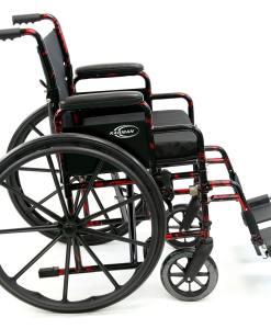 LT 770Q SideView1 - red streak wheelchair