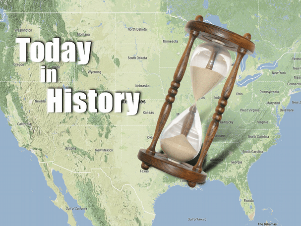 today in history t607
