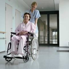 Ergonomic Chair No Wheels Futon Covers Walmart Hospital Wheelchairs - Mobility Equipment For Surgery