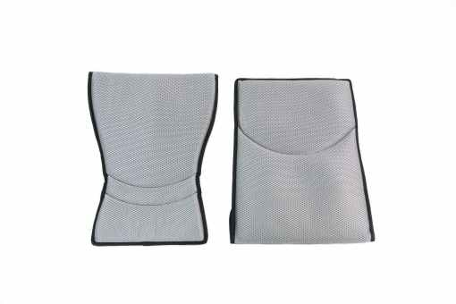 wheelchair cushion aegis treated S-ERGO replacement cushions - grey color
