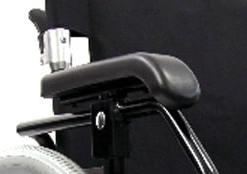 lt-k5 wheelchair armrest