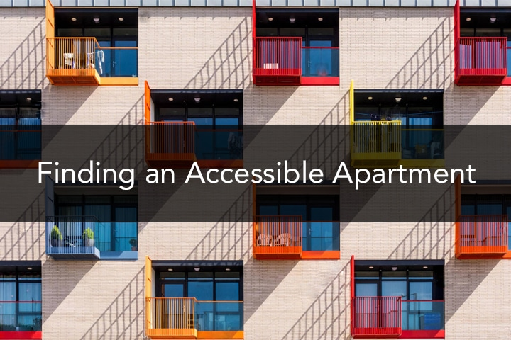 Finding accessible apartments