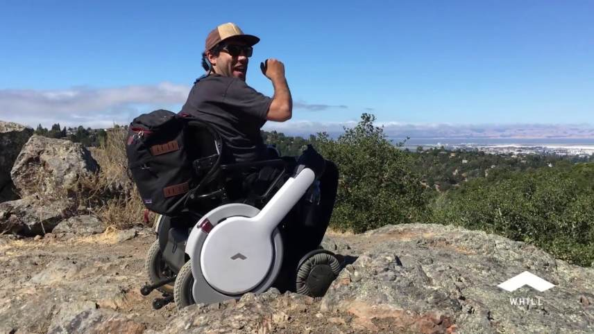 future wheelchair user