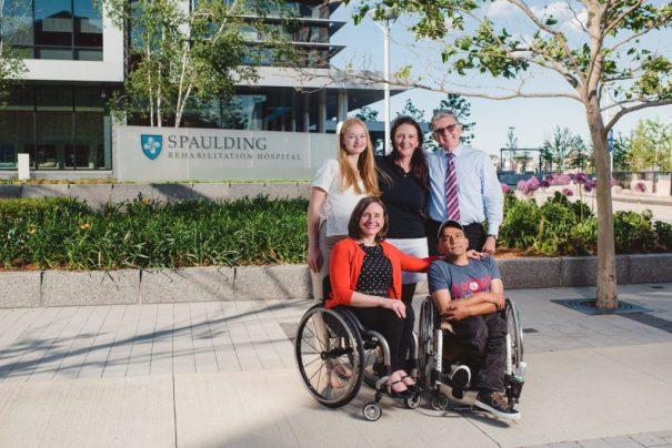 user wheelchair mentors