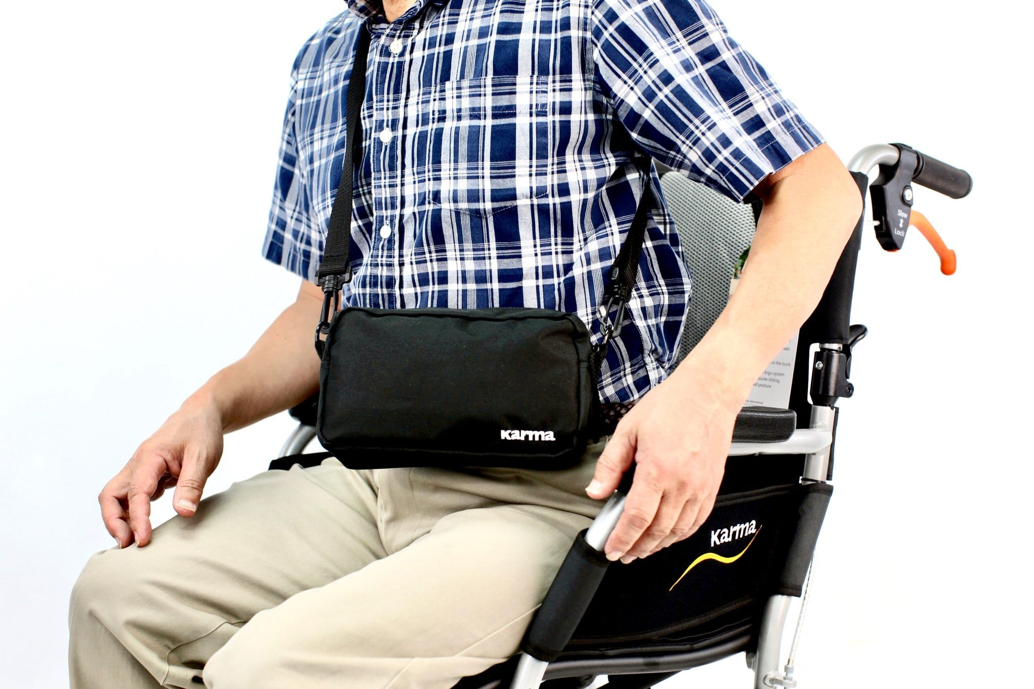 CP22 LUX.3 2 Wheelchair Carry pouch