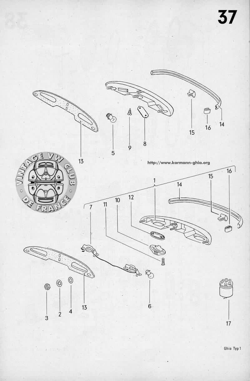 1970 Vw Sdometer Wiring Diagram 1970 VW Generator Wiring